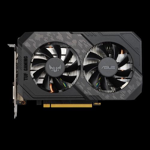VGA Asus TUF Gaming GeForce GTX 1650 Super 4GB TUF GTX1650S 4G GAMING 3