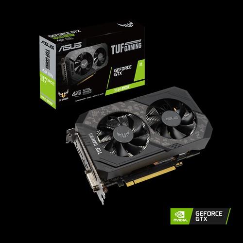 VGA Asus TUF Gaming GeForce GTX 1650 Super 4GB TUF GTX1650S 4G GAMING