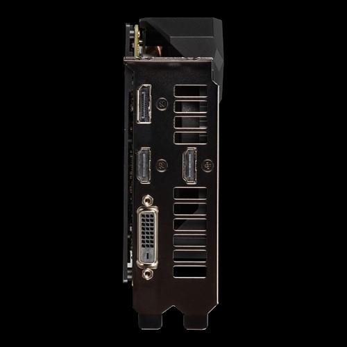VGA Asus TUF Gaming GeForce RTX 2060 OC 6GB TUF RTX2060 O6G GAMING 1