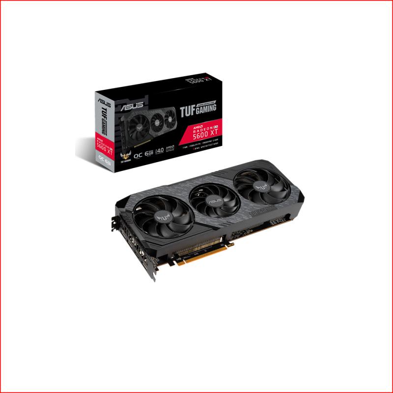 VGA Asus TUF Gaming X3 Radeon RX 5600 XT OC 6GB EVO TUF 3 RX5600XT O6G EVO GAMING