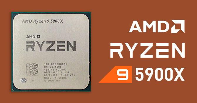 AMD Ryzen 9 5900X banner