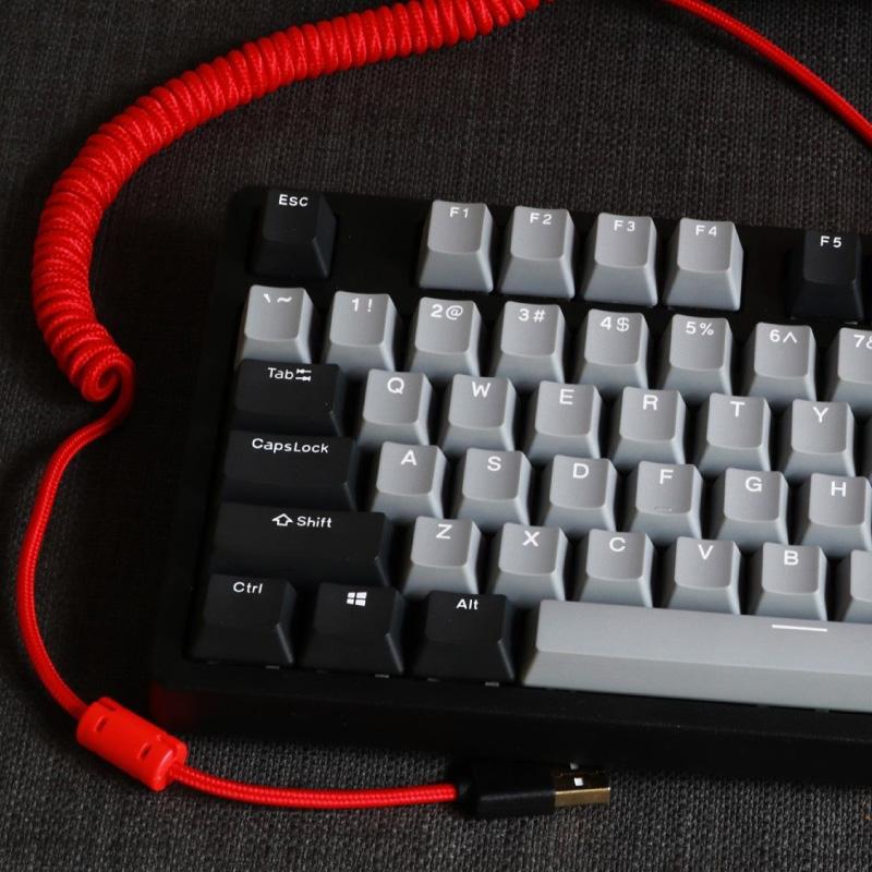 Ban Phim Co E DRA EK387 PRO Red Switch 3
