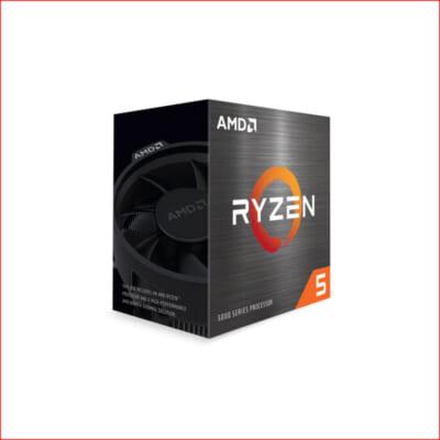 CPU AMD Ryzen 5 5600X 2