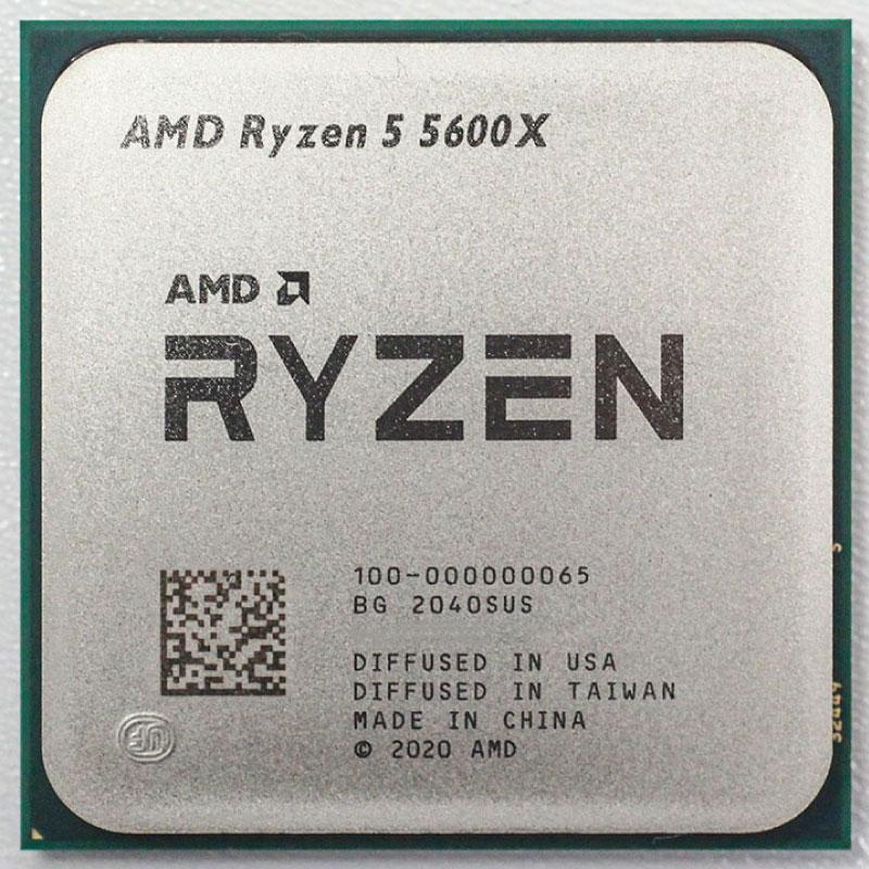 CPU AMD Ryzen 5 5600X 3