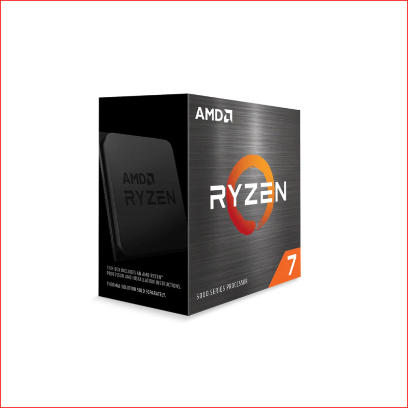 CPU AMD Ryzen 7 5800X 4