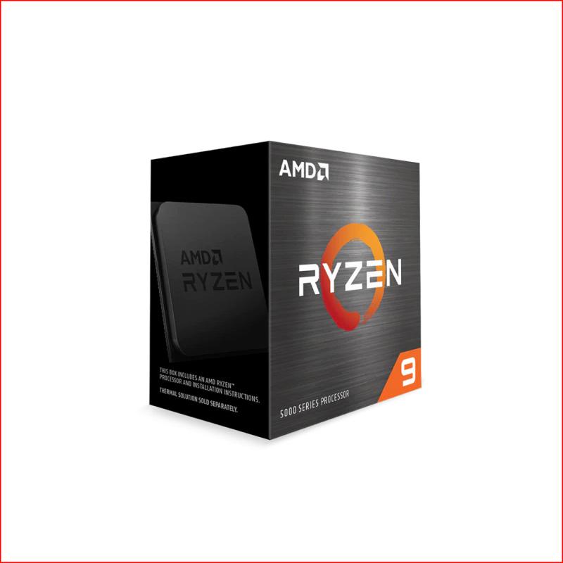 CPU AMD Ryzen 9 5900X 12Core24Thread3.7GHz 4.8GHz105W