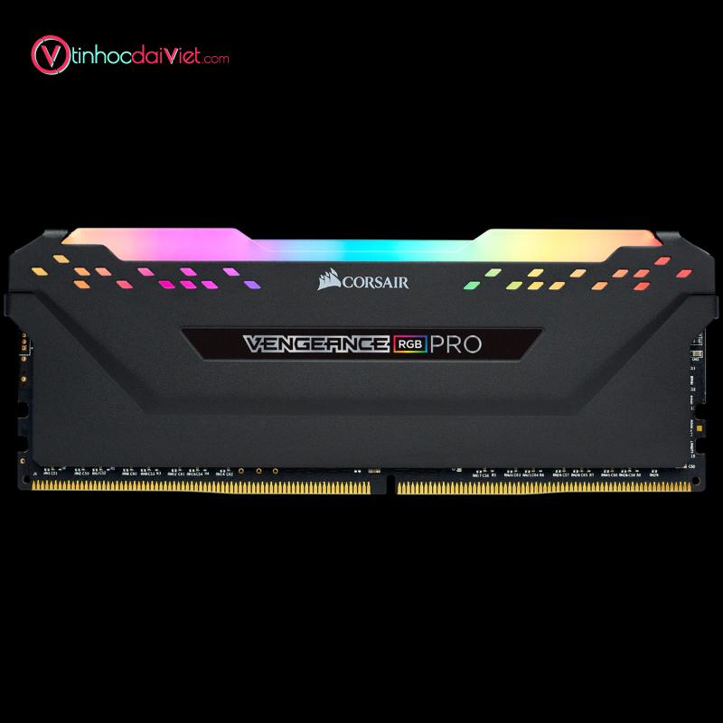 RAM DDR4 Corsair Vengeance RGB Pro 8GB 3000 MHz CMW8GX4M1D3000C16 2