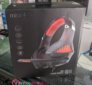 Tai Nghe Micolab G6 Gaming 1