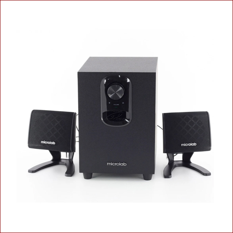 Loa Bluetooth Microlab M108 2.1 11W RMSBluetooth 3.5Audio 1