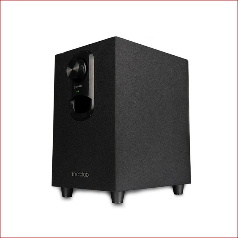 Loa Bluetooth Microlab M108 2.1 11W RMSBluetooth 3.5Audio 3