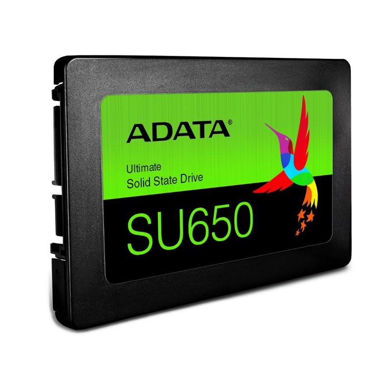 O CUNG SSD ADATA SU650 120GB SATA