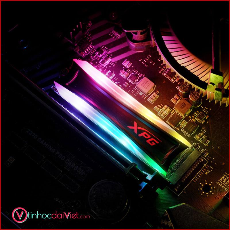 SSD Adata XGP Spectrix S40G 256GB 512GB 1TB 2TB