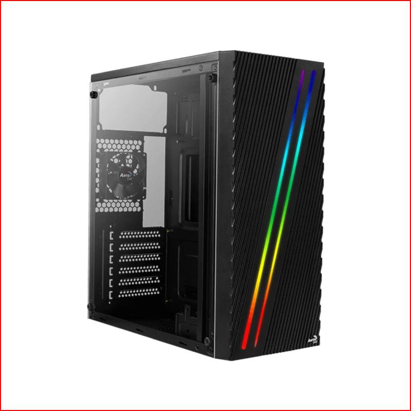 VO CASE AEROCOOL STREAK LED RGB
