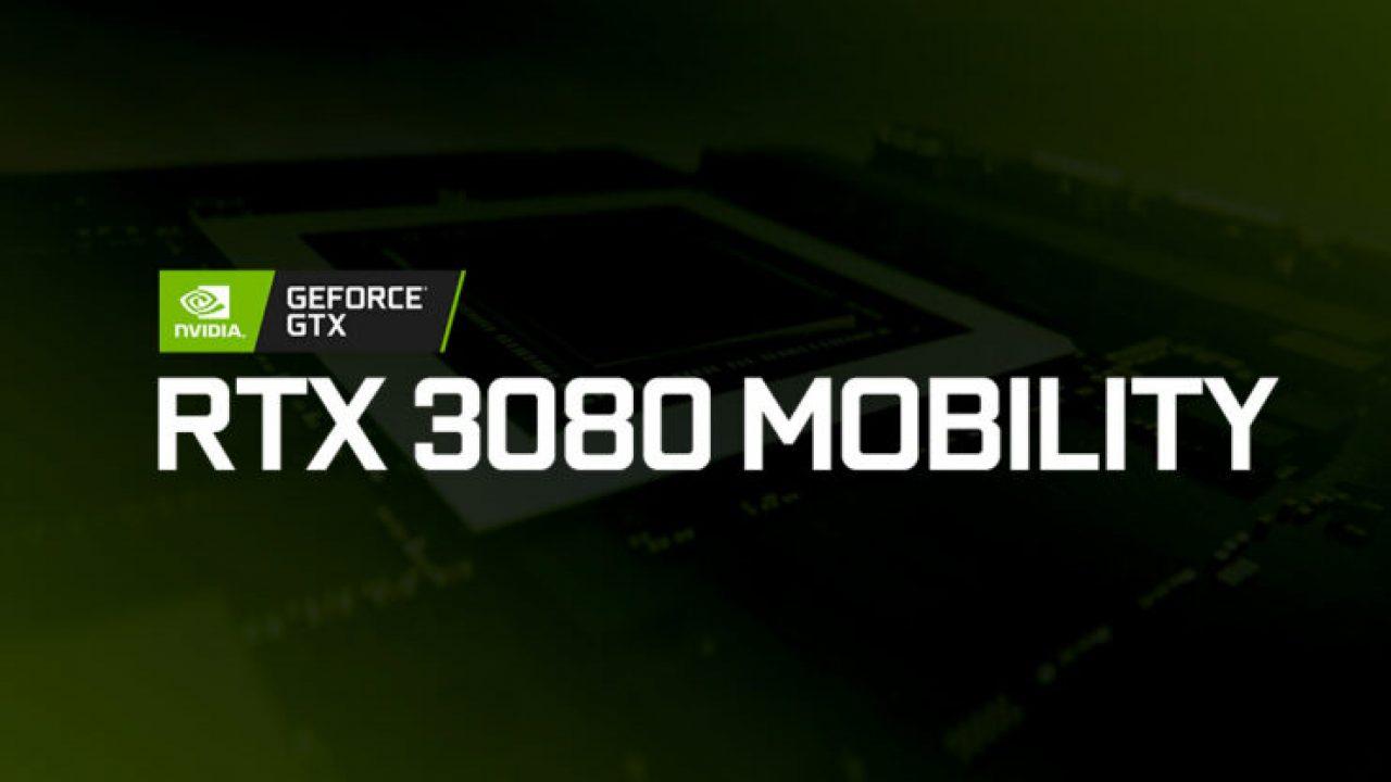 3080 mobile