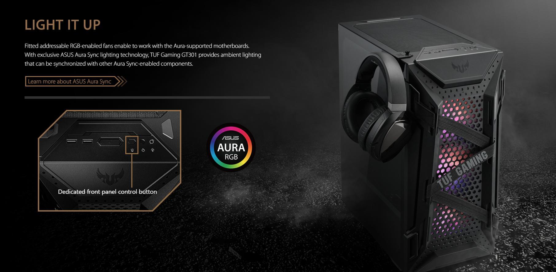 Asus TUF Gaming GT301 6