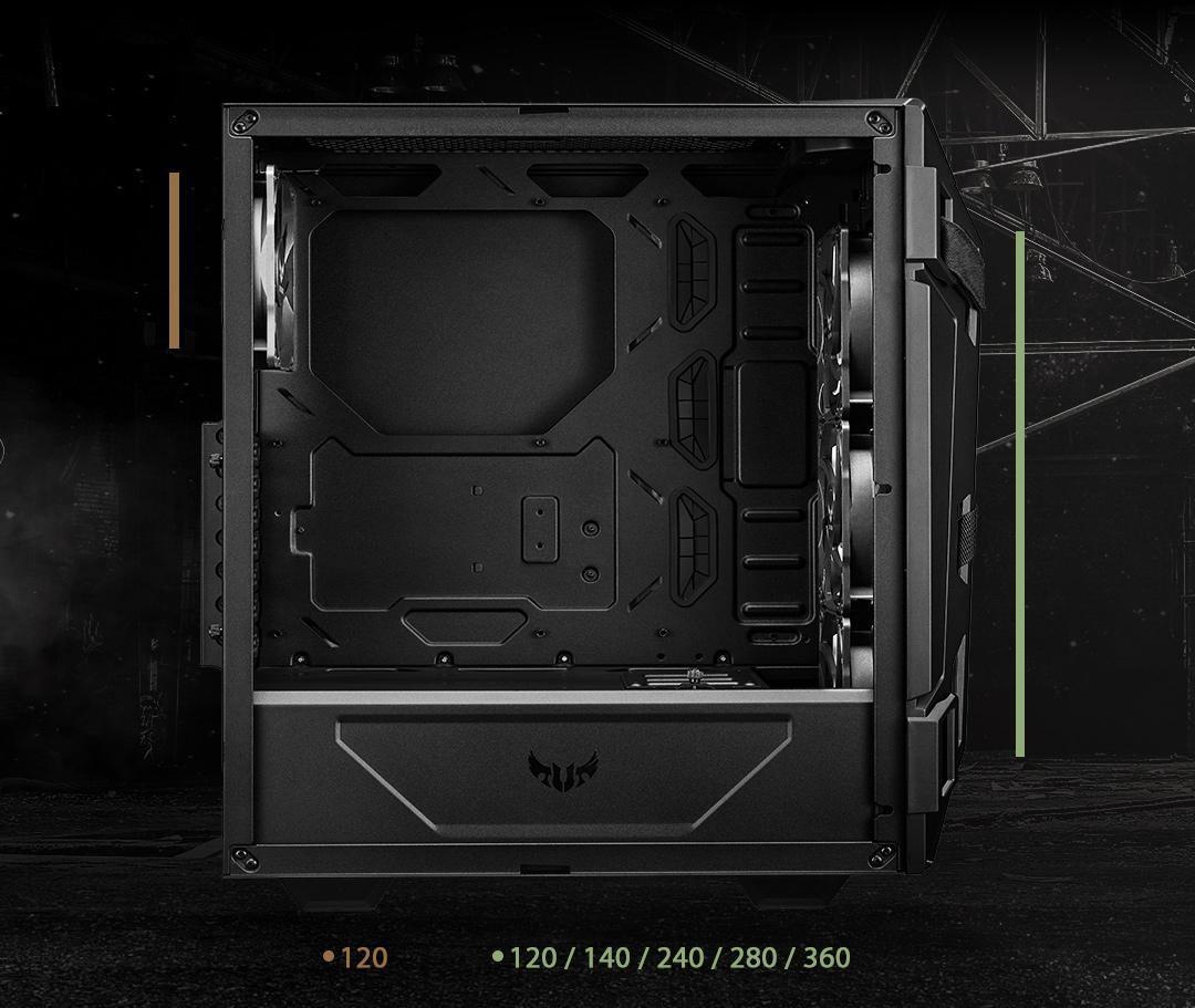 Asus TUF Gaming GT301 7