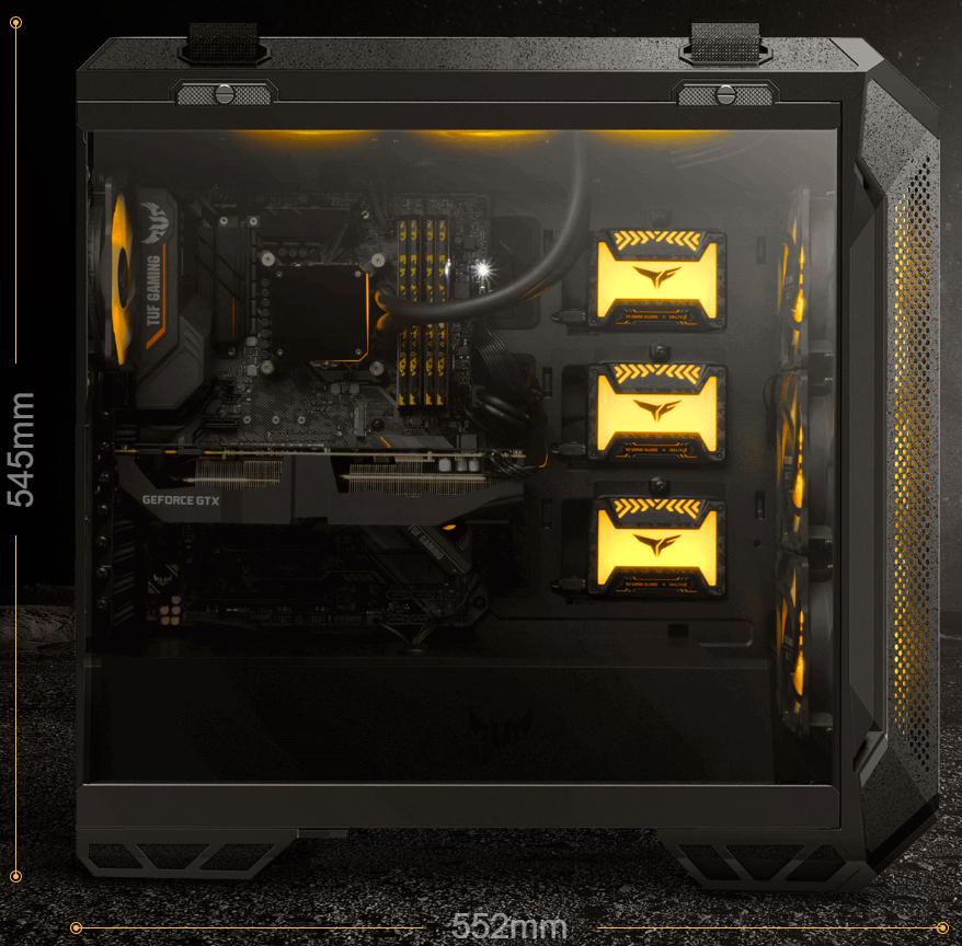 Asus TUF Gaming GT501 4