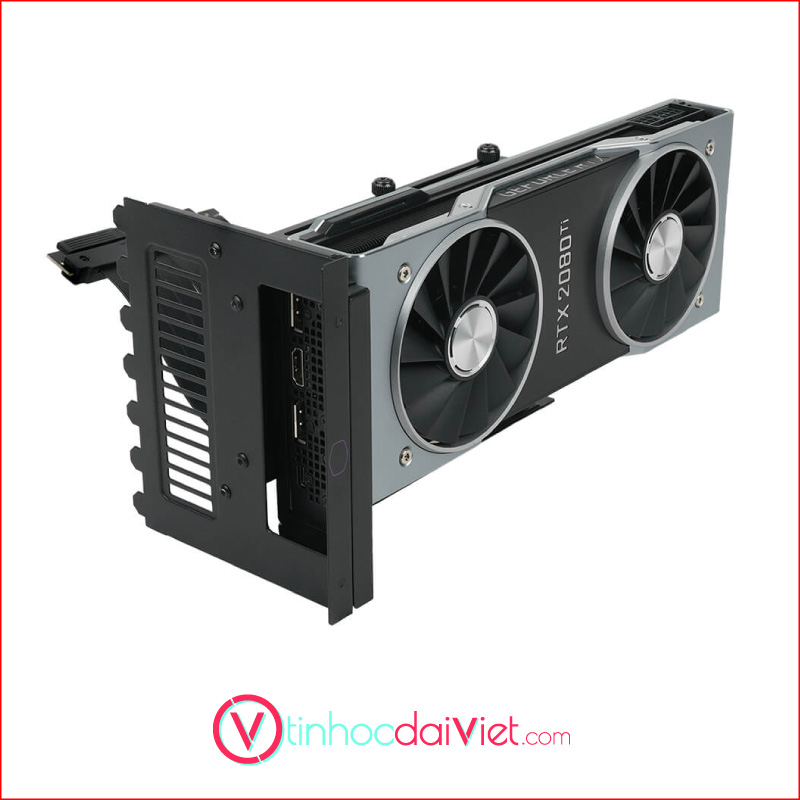 Bo Dung Dung VGA Kem Rise Cooler Master Vertical Graphics Card Holder Kit V20