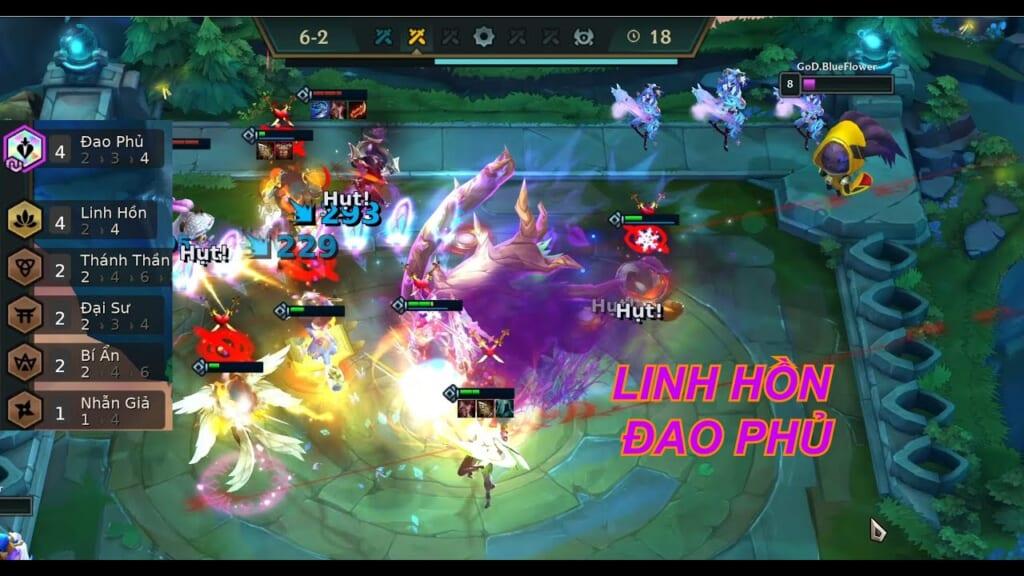 DTCL Doi hinh Linh Hon Dao Phu Dau Truong Chan Ly Mua 4.5 Khong The Ngan Can