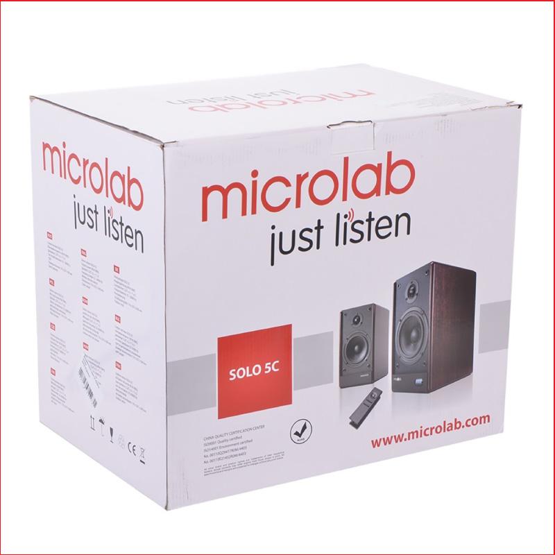 Loa may tinh Bluetooth Microlab SOLO 5C 2