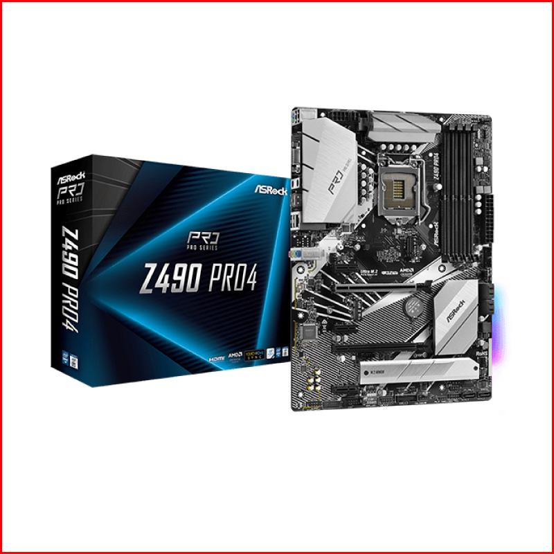 Mainboard Asrock Z490 Pro4