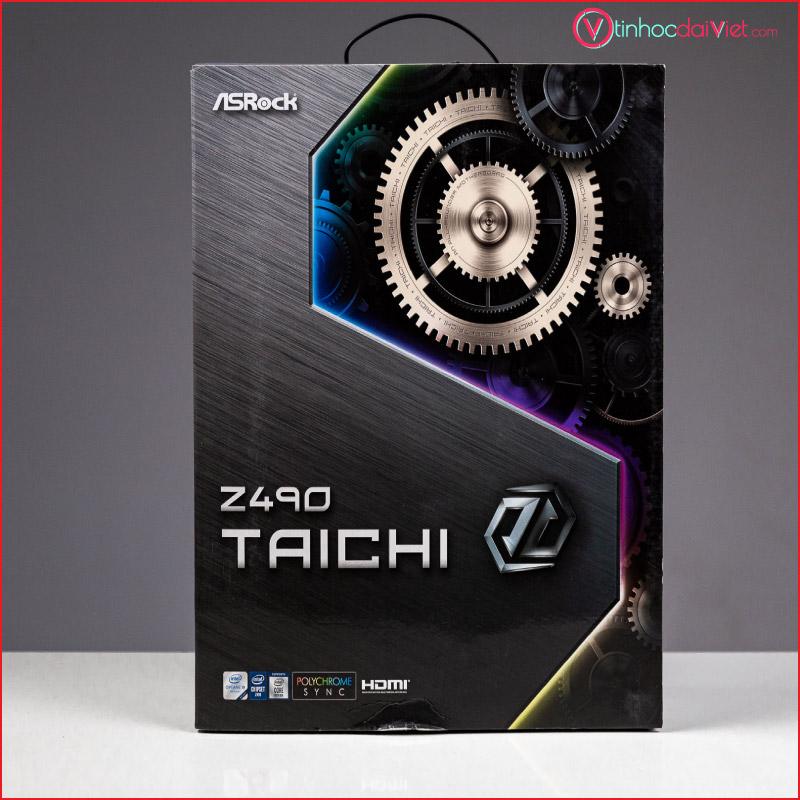 Mainboard Asrock Z490 Taichi 1