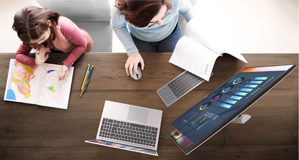 Man hinh may tinh Dell 27 Monitor S2721h 4