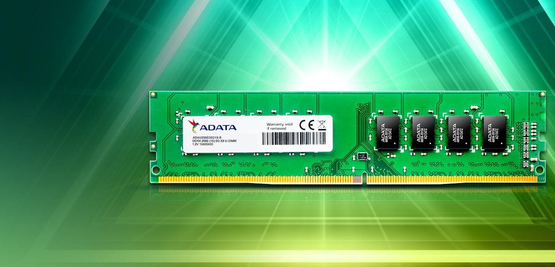RAM Desktop Adata DDR4 Premier 4GB 8GB2666 5