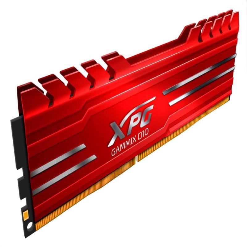 RAM Desktop Adata DDR4 XPG GAMMIX D10 8GB 16GB 3000 RED 4
