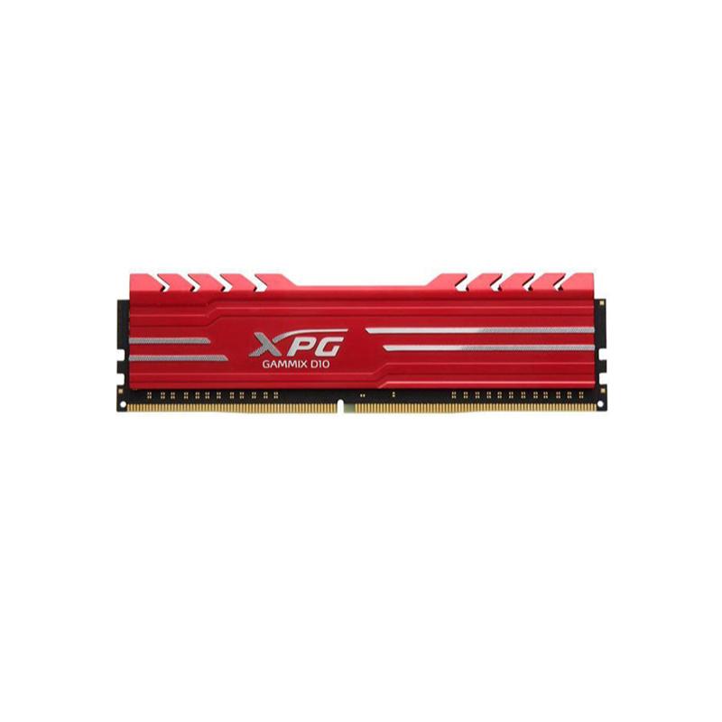 RAM Desktop Adata DDR4 XPG GAMMIX D10 8GB 3000 RED 1