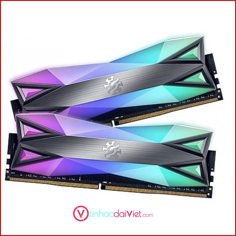 RAM Desktop Adata DDR4 XPG SPECTRIX D60 LED 16GB 32GB 01