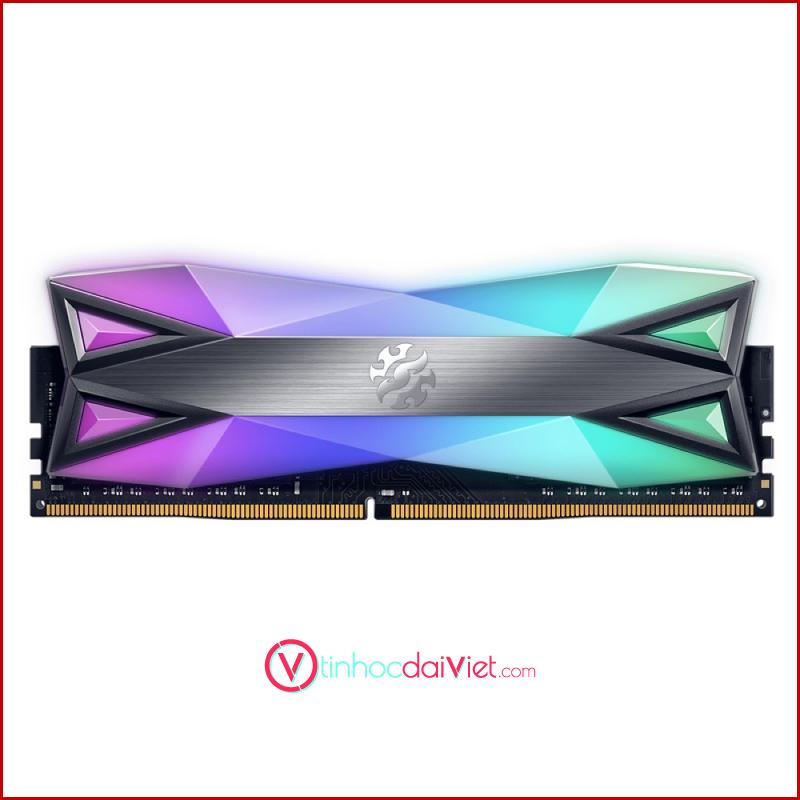 RAM Desktop Adata DDR4 XPG SPECTRIX D60 LED 16GB 32GB 03