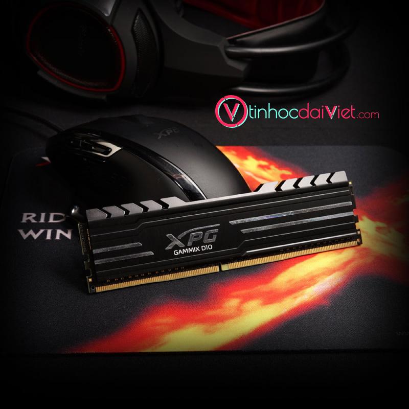 RAM PC ADATA DDR4 XPG GAMMIX D10 16GB 28GB 2666 BLACKRED 2
