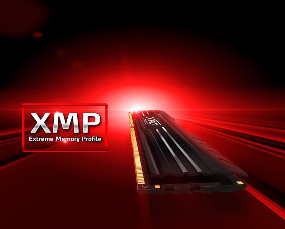 RAM PC ADATA DDR4 XPG GAMMIX D10 16GB 28GB 2666 BLACKRED 3 tang toc de dang