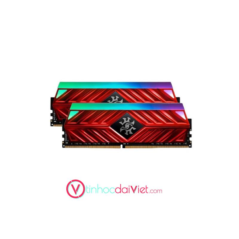 RAM PC ADATA DDR4 XPG SPECTRIX D41 16GB 28G32GB216G 3000 RED RGB 4 Copy