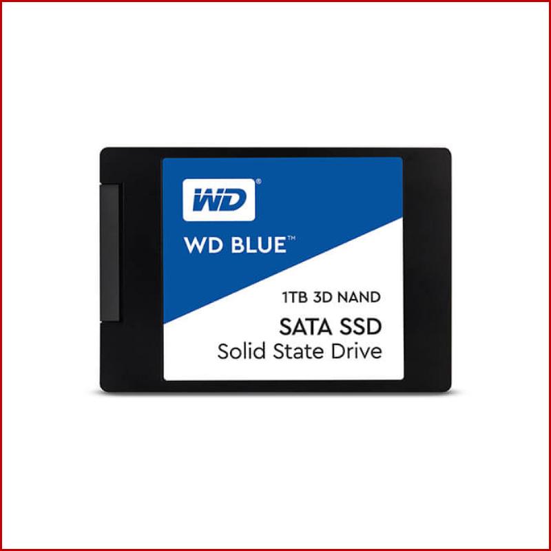 SSD WD Blue 1TB 2.5 inch SATA 3 2