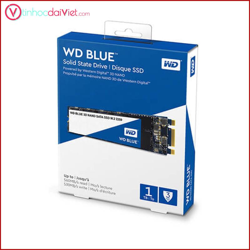 SSD WD Blue 1TB M.2 SATA 1