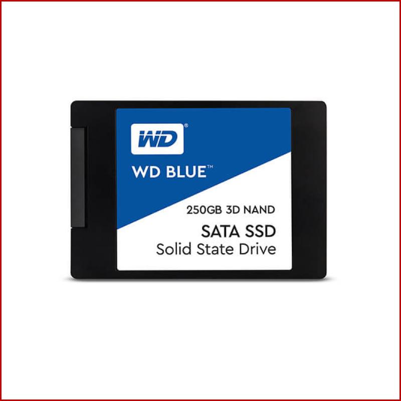 SSD WD Blue 250GB 2.5 inch SATA 3 2