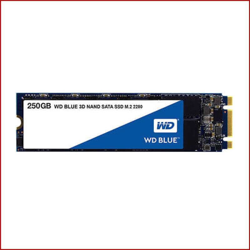 SSD WD Blue 250GB M.2 SATA 2
