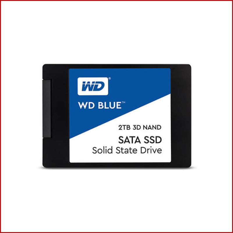 SSD WD Blue 2TB 2.5 inch SATA 3