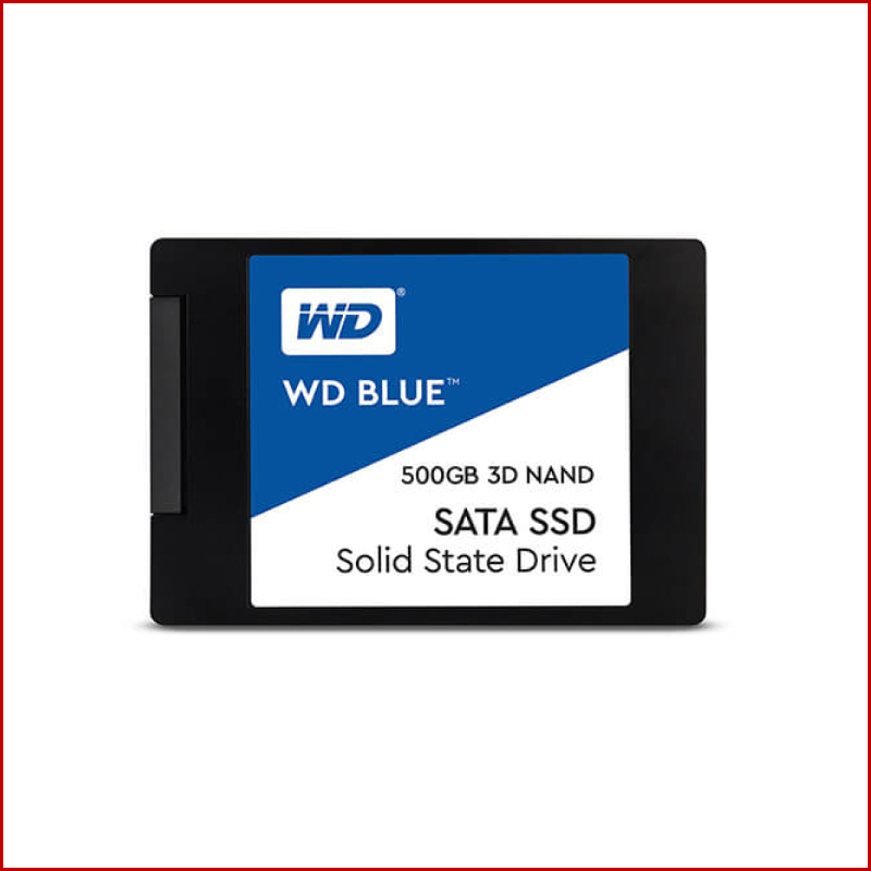 SSD WD Blue 500GB 2.5 inch SATA 3