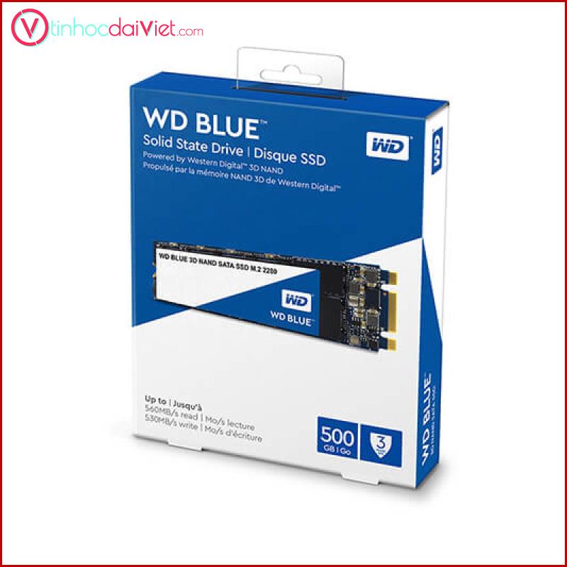 SSD WD Blue 500GB M.2 SATA 1