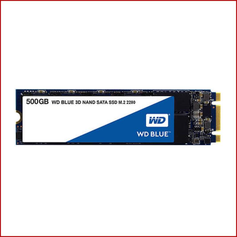SSD WD Blue 500GB M.2 SATA 2