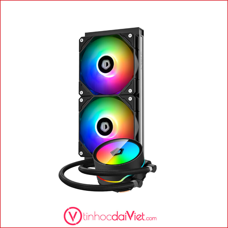 Tan nhiet nuoc ID Cooling ZoommFlow 240 360 XT ARGB 1