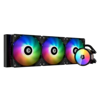 Tan nhiet nuoc ID Cooling ZoommFlow 360 XT ARGB