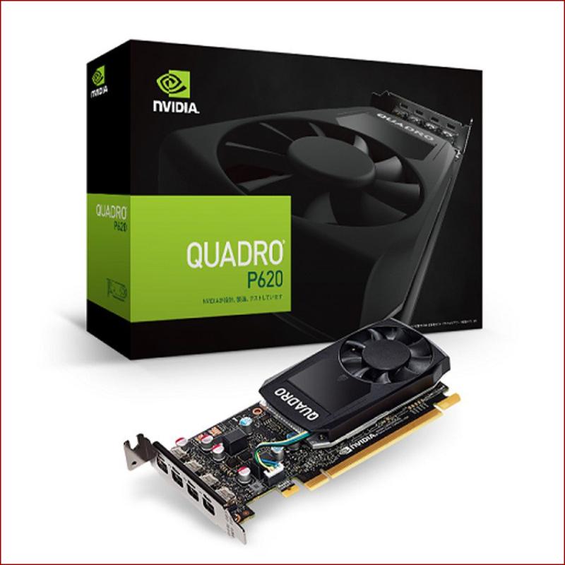 VGA Card Leadtek NVidia Quadro P620