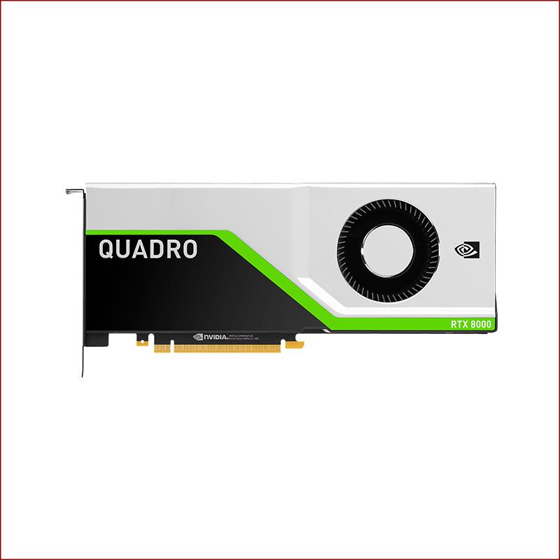 VGA Card Leadtek NVidia Quadro RTX 8000 48GB GDDR6 0