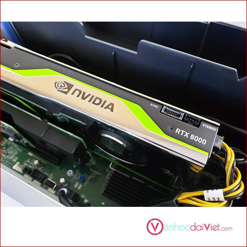 VGA Card Leadtek NVidia Quadro RTX 8000 48GB GDDR6 3
