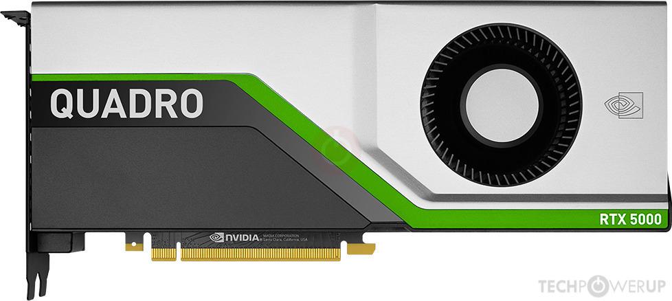 VGA Card Leadtek NVidia Quadro RTX