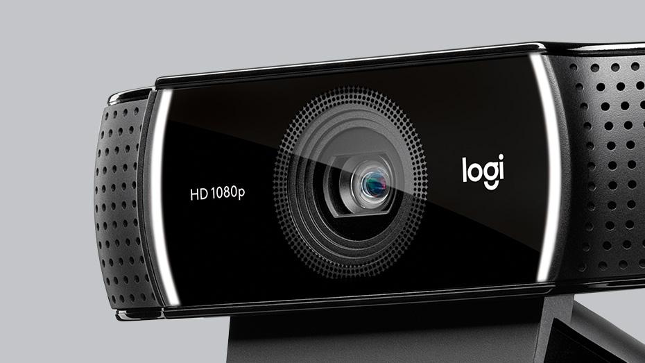 Webcam Logitech C922 7
